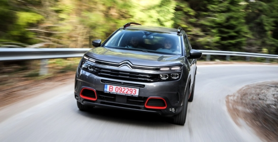 Citroën hits record sales in Latvia in the first half of 2019