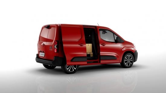 Citroen Berlingo wins international prize