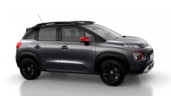 Citroen launches the C5 Aircross hybrid plug-in. Net electric autonomy: 50 kilometers